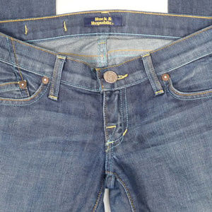 Rock & Republic Jeans - Rock and Republic lowrise flared Jeans, Size 23